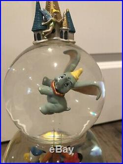 A World of Disney, A Magical Gathering, Disney Snow Globe