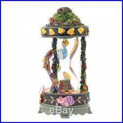 Alice in the Wonderland 25th Anniv. Snow Glove Music Box & Light Up Disney Store