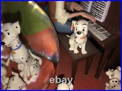 Disney 101 Dalmatians Snow globe IOB
