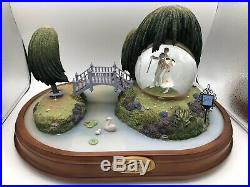 Disney 40th Anniversary Mary Poppins Musical Snowglobe By Jody Daily (RARE)