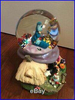 Disney Alice in wonderland Snow globe with light