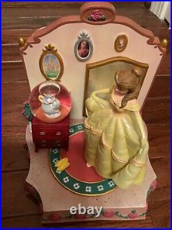 Disney Beauty and The Beast Figure Snow Globe