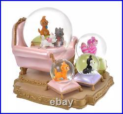 Disney Character Snow Globe I LOVE MY DISNEY CAT Figaro Disney Store Anime manga