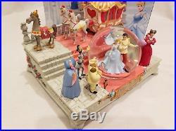 Disney Cinderella So This Is Love Snow Globe