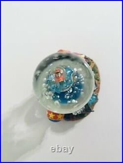 Disney Dumbo Bubble Bath SnowGlobe Blower Rock a Bye Baby WORKS PERFECTLY