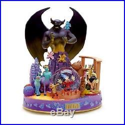 Disney Fantasia 70th Anniversary Snowglobe-new