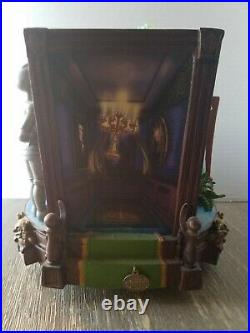 Disney Haunted Mansion Hitchhiking Ghost Snowglobe Read Description/Tested