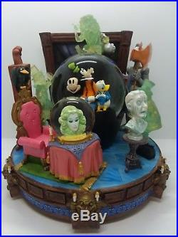 Disney Haunted Mansion Snowglobe