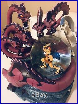 Disney Hercules Hydra Snow Globe