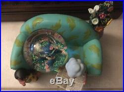 Disney Lilo And Stitch Snow Globe