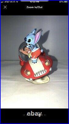 Disney Lilo & Stitch Snowglobe LE350