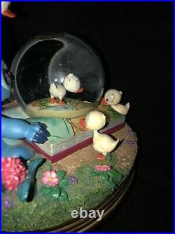 Disney Lilo & Stitch Snowglobe RARE