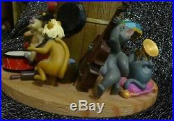 Disney Limited The Aristocats Globe Ultra Rare