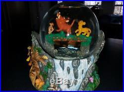 Disney Lion King Snowglobe