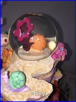 Disney Little Mermaid Ariel Snow Globe