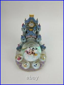 Disney Loves First Kiss Snow Globe + Original Packaging Tested working