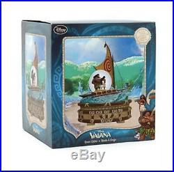 Disney Moana Snow globe New