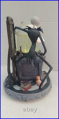 Disney Nightmare Before Christmas Jack Science Project Lighted Bubbling Globe