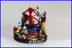 Disney Nightmare Before Christmas Snow Dome