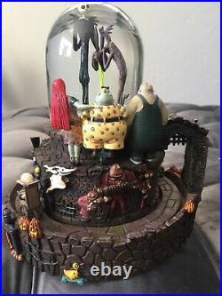 Disney Nightmare Before Christmas Snow Globe