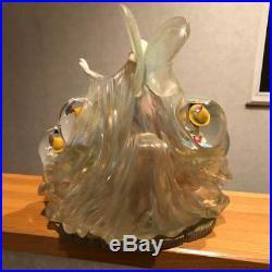Disney Pinocchio world 500 limited Snow dome Figure Snow globe doll Ornament FS