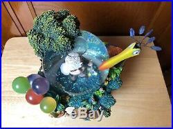 Disney Pixar Up Snow Globe Rare