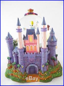 Disney Princess Snow Music Globe Snow White Cinderella Ariel Belle Discontinued