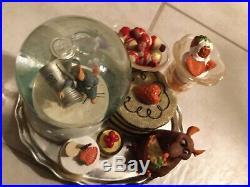 Disney Ratatouille Snow Globe