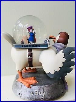 Disney Rescuers Snow Globe