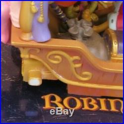 Disney Robin Hood Little John The Phony King Of England Snow Globe BROKEN