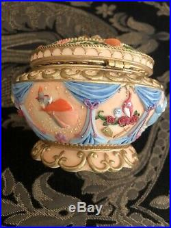 Disney Sleeping Beauty Ballerina Type Music Box Once Upon A Dream Ornate