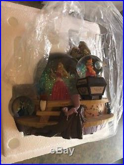Disney Snow Globe Aurora Sleeping Beauty New in Original Box Big Rare #22654