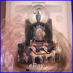 Disney Snow Globe Cinderella Double New in Original Box Never Opened Rare