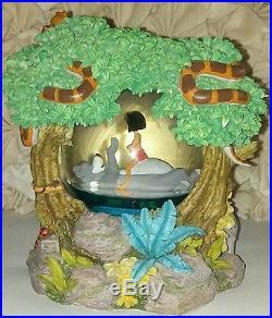 Disney The Jungle Book Snow Globe Rare