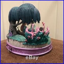 Disney The Little Mermaid Kiss the girl SNOW GLOBE READ! WATER IS DUSTY