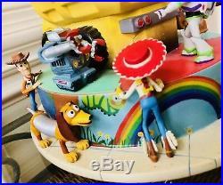 Disney Toy Story 3 Snow Globe