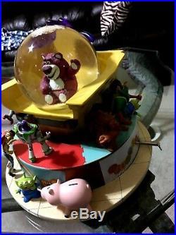 Disney Toy Story 3 Snow Globe Rare One