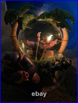 Disney's Lilo and Stitch Musical Snowglobe Plays Aloha