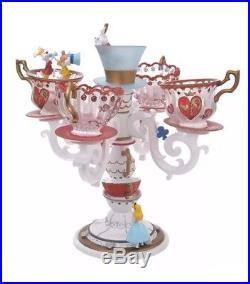 Disneys Alice in Wonderland LED light cup lamp figure illumination Tea Party