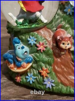 Ensco Alice In Wonderland Musical Snowglobe