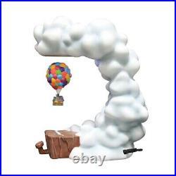 Grand Jester Disney Pixar Up Levitating House Statue