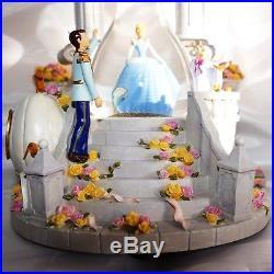 Limited edit Disney Cinderella light hourglass globe/music box So this is Love