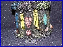 Rare Disney Nightmare Before Christmas Happy Everything Snow Globe in box