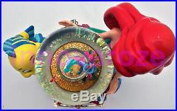 Snow Globe Disney The Little Mermaid Ariel & Musical Theater Under the Sea