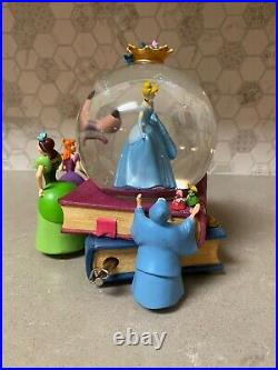 Walt Disney Cinderella Snow Globe